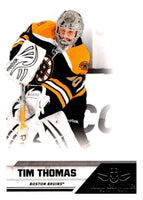 2010-11 Panini All-Goalies #8 Tim Thomas Bruins NHL Mint