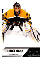 2010-11 Panini All-Goalies #9 Tuukka Rask Bruins NHL Mint