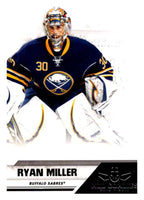2010-11 Panini All-Goalies #10 Ryan Miller Sabres NHL Mint