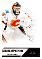 2010-11 Panini All-Goalies #13 Miikka Kiprusoff Flames NHL Mint