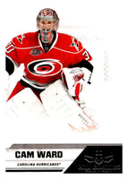 2010-11 Panini All-Goalies #15 Cam Ward Hurricanes NHL Mint
