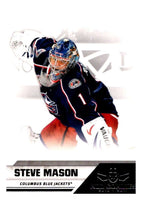 2010-11 Panini All-Goalies #21 Steve Mason Blue Jackets NHL Mint