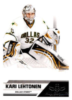 2010-11 Panini All-Goalies #23 Kari Lehtonen Stars NHL Mint