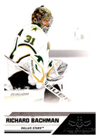2010-11 Panini All-Goalies #25 Richard Bachman Stars NHL Mint