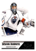 2010-11 Panini All-Goalies #32 Devan Dubnyk Oilers NHL Mint
