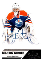 2010-11 Panini All-Goalies #33 Martin Gerber Oilers NHL Mint