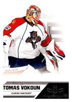2010-11 Panini All-Goalies #34 Tomas Vokoun Panthers NHL Mint