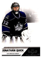 2010-11 Panini All-Goalies #38 Jonathan Quick Kings NHL Mint