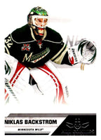 2010-11 Panini All-Goalies #40 Niklas Backstrom Wild NHL Mint