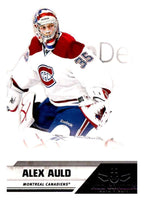 2010-11 Panini All-Goalies #43 Alex Auld Canadiens NHL Mint