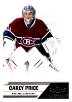 2010-11 Panini All-Goalies #44 Carey Price Canadiens NHL Mint