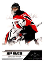 2010-11 Panini All-Goalies #48 Jeff Frazee NJ Devils NHL Mint