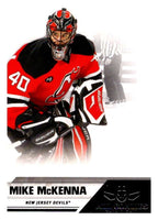 2010-11 Panini All-Goalies #51 Mike McKenna NJ Devils NHL Mint
