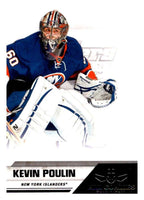 2010-11 Panini All-Goalies #54 Kevin Poulin NY Islanders NHL Mint