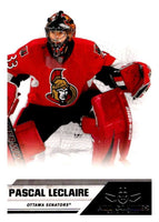 2010-11 Panini All-Goalies #59 Pascal Leclaire Senators NHL Mint