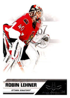 2010-11 Panini All-Goalies #60 Robin Lehner Senators NHL Mint