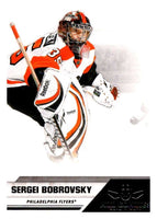 2010-11 Panini All-Goalies #63 Sergei Bobrovsky Flyers NHL Mint