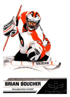 2010-11 Panini All-Goalies #64 Brian Boucher Flyers NHL Mint
