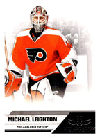 2010-11 Panini All-Goalies #65 Michael Leighton Flyers NHL Mint