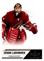 2010-11 Panini All-Goalies #66 Jason LaBarbera Coyotes NHL Mint