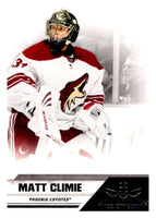 2010-11 Panini All-Goalies #68 Matt Climie Coyotes NHL Mint