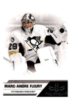 2010-11 Panini All-Goalies #69 Marc-Andre Fleury Penguins NHL Mint