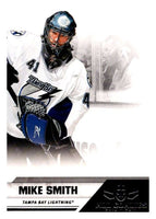 2010-11 Panini All-Goalies #80 Mike Smith Lightning NHL Mint