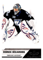 2010-11 Panini All-Goalies #81 Cedrick Desjardins Lightning NHL Mint