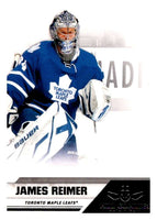 2010-11 Panini All-Goalies #82 James Reimer Maple Leafs NHL Mint