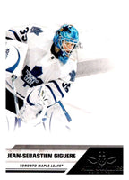 2010-11 Panini All-Goalies #83 Jean-Sebastien Giguere Maple Leafs NHL Mint