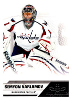 2010-11 Panini All-Goalies #87 Semyon Varlamov Capitals NHL Mint