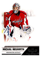 2010-11 Panini All-Goalies #88 Michal Neuvirth Capitals NHL Mint