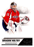 2010-11 Panini All-Goalies #89 Braden Holtby Capitals NHL Mint