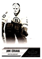 2010-11 Panini All-Goalies #94 Jim Craig Bruins NHL Mint