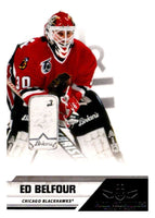 2010-11 Panini All-Goalies #95 Ed Belfour Blackhawks NHL Mint
