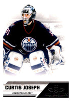 2010-11 Panini All-Goalies #96 Curtis Joseph Oilers NHL Mint