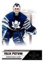 2010-11 Panini All-Goalies #97 Felix Potvin Maple Leafs NHL Mint