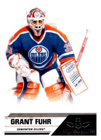 2010-11 Panini All-Goalies #98 Grant Fuhr Oilers NHL Mint