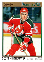 (HCW) 1991-92 OPC Premier #35 Scott Niedermayer NJ Devils NHL Mint