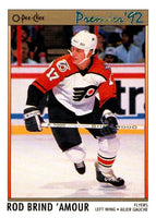 (HCW) 1991-92 OPC Premier #94 Rod Brind'Amour Flyers NHL Mint