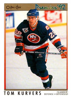 (HCW) 1991-92 OPC Premier #98 Tom Kurvers NJ Devils NHL Mint