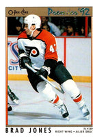 (HCW) 1991-92 OPC Premier #115 Brad Jones Flyers NHL Mint