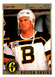 (HCW) 1991-92 OPC Premier #141 Peter Douris Bruins NHL Mint