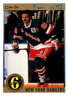 (HCW) 1991-92 OPC Premier #147 Mike Gartner NY Rangers NHL Mint