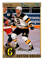 (HCW) 1991-92 OPC Premier #148 Bob Carpenter Bruins NHL Mint