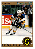 (HCW) 1991-92 OPC Premier #192 Ray Bourque Bruins NHL Mint