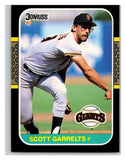 1987 Donruss #116 Scott Garrelts Giants MLB Mint Baseball