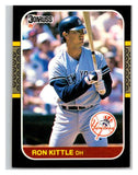 1987 Donruss #351 Ron Kittle Yankees MLB Mint Baseball