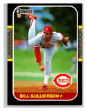 1987 Donruss #369 Bill Gullickson Reds MLB Mint Baseball