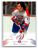 2008-09 Upper Deck Montreal Canadiens Centennial #114 Marc Tardif NM-MT Hockey NHL